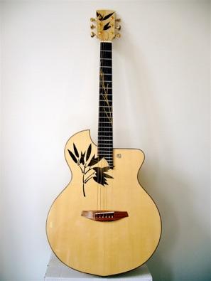 guitare parlor du luthier JULIEN GENDRE P1020074